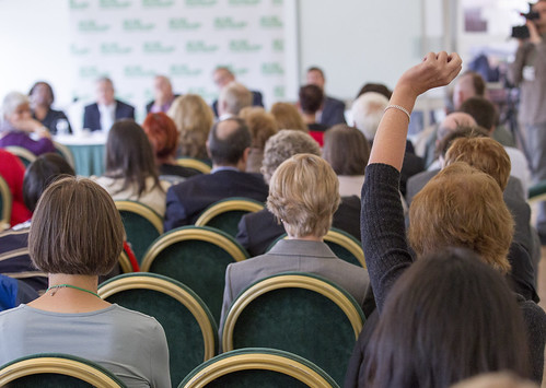Macmillan Question Time 2013 by Macmillan Cancer Support., on Flickr