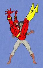 The Flash (| The Flash |) Tags: dc hurt comic captured beaten destroyed justiceleague injured theflash barryallen wallywest scarletspeedster speedforce fastestmanalive crimsoncomet