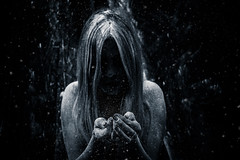 (Alessio Albi) Tags: portrait dark nikon horror dust conceptual flour 50 d600