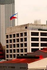 2 (abitarroza) Tags: urban architecture flag philippines cities philippineflag philippine amateurphotography
