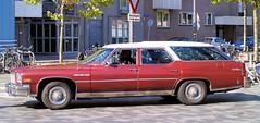 1976 Buick Estate Wagon,  Midland Classic Show - Almere (Vriendelijkheid kost geen geld) Tags: show classic midland almere worldcar