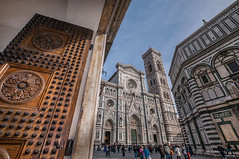Florence-Italy (ayhanaltun) Tags: santa italy architecture del florence european cathedral maria medieval ponte tuscany firenze arno fiore renaissance medici baptistery vecchio florentia
