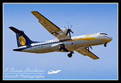 Jet Airways ATR 72-500 VT-JCK (Sri_AT72 (Sriram Hariharan Photography)) Tags: jetairways atr atr72500 atr72 vtjck bengaluruinternationalairport bengaluru bial planespotting aviationphotography aviation website coimbatore