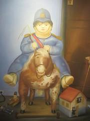 Fernando Botero 'Pedro (hanneorla) Tags: art latinamerica southamerica 1974 museumofart colombia arte contemporaryart medellin medelln museodearte amricadelsur latinoamrica museodeantioquia museoantioquia museumofantioquia antioquiamuseum hanneorla2013 fernandoboteropedro