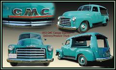 1953 GMC Canopy Express - Delivery/Produce Truck (Brad Harding Photography) Tags: riverside antique chrome missouri delivery restoration produce canopy 53 gmc 1953 canopyexpress generalmotorscompany 14thannualmidwestgrandnationaltruckshow