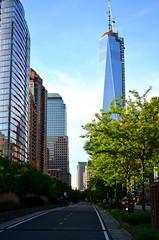 WTC (WonderWall :)) Tags: road nyc newyork path wtc