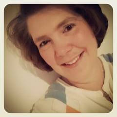 Nancy 10-19-13 (Javcon117*) Tags: woman selfportrait smile female angle 40 browneyes forties slant forty 40s middleage selfie brownhair caucasion javcon117 frostphotos instagram