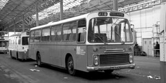 You didn't see many of these... (Fray Bentos) Tags: coach ecw leylandleopard greatermanchesterpte hne640n leylandpsu3b4r