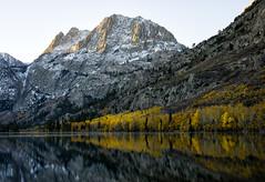 california morning reflection yellow sunrise unitedstates... (Photo: Sonora Guy on Flickr)