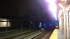 4th & 9th subway (hintbot) Tags: newyork subway inkhead