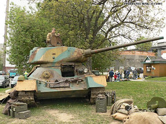 """T-34 85 (22) • <a style=""""font-size:0.8em;"""" href=""""http://www.flickr.com/photos/81723459@N04/11248093804/"""" target=""""_blank"""">View on Flickr</a>"""