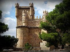 Toledo -Guadamur -castillo_3 (ferlomu) Tags: toledo castillo guadamur ferlomu