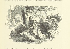 """British Library digitised image from page 115 of """"Jack Hinton ... With illustrations by Phiz"""""""