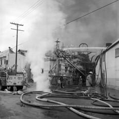 Starkist Tuna Cannery Fire January 1974