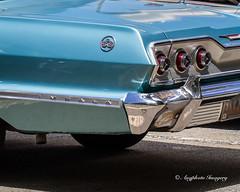 Impala (augphoto) Tags: auto blue chevrolet car us automobile unitedstates ss southcarolina greenwood chevy impala carshow augphotoimagery