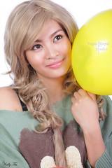 Queenie Mae Valera (David & Anne's) Tags: cute girl fashion lady asian model pretty kawaii filipina modernosense vogueroyalstudio kawaiihayari wallytiu queeniemaevalera