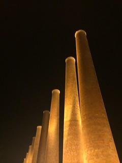 From flickr.com/photos/99673917@N00/11630824975/: Homestead Smokestacks: Homestead Smokestacks, From Images