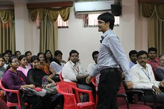 Talk on my Entrepreneurial Experience @ SRM Management School