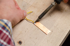 Musical Bench Arduino instructions (The Tinkering Studio) Tags: howto instructions exploratorium stepbystep arduino tinkering musicalbench tinkeringstudio