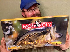 fishing bass monopoly boardgame bassfishing specialedition mikemozart bassfishingmonopoly fishingmonopoly
