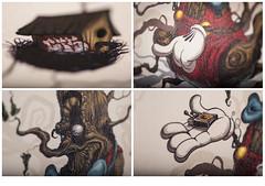 details of (mrzero) Tags: illustration print graffiti forsale pinocchio mrzero