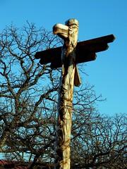 totem (frankieleon) Tags: interestingness interesting bestof eagle symbol indian nativeamerican cc creativecommons popular totempoll frankieleon
