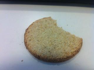 Snack - January 16 - oatcakes