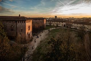 Vigevano - Castello Sforzesco