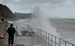 Dawlish & Teignmouth - High Tide (MattVealePhotography) Tags: storms hightide teignmouth dawlish