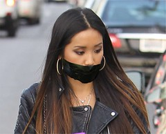 brenda song leather gag (Dexter_leather81) Tags: leather fake gagged tapegag brendasong
