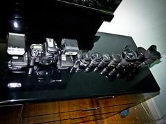 my gear (djericray) Tags: nikon sb600 105mm pocketwizard nikkor24mmf28 nikkor50mm18f nikkor1224mmf4 nikkor85mmf18 nikkor105mmf28fisheye d7000 sb700 nikkor24mm28ai pocketwizardflextt5 nikonsb700 sigma2470mm28fexdg