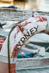 Sydney bouy (NinianLif) Tags: safety boating pittwater kuringgai northernbeaches cottagepoint pittwatercouncil beapiercephotography