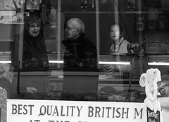 --- (dagomir.oniwenko1) Tags: england people blackandwhite men women quality candid best lincolnshire british humans alford canoneos60d stphotographia canon100mmf28lismacro