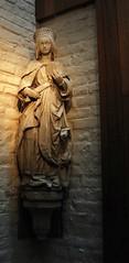 6 - Gand  = Gent La Maison d'Alijn = Huis van Alijn Statue (melina1965) Tags: sculpture statue museum nikon belgium belgique belgi statues muse april museums avril gent sculptures gand 2014 oostvlaanderen huisvanalijn muses d80 flandreorientale lamaisondalijn