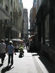 024 - Rue piétionne d'Auckland