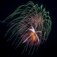 Fireworks Veil