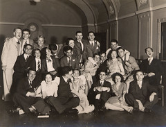 University of Liverpool medical students, 1935 (liverpoolhls) Tags: history students liverpool medical medicine 1935