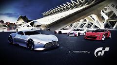 Vision Gran Turismo (Yui-San) Tags: 6 valencia volkswagen mercedes benz spain vision bmw gran gt turismo mitsubishi