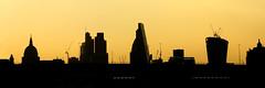 UK - London - Photo24 - Skyline at Sunrise_panorama_DSC9888 (Darrell Godliman) Tags: panorama london silhouette skyline sunrise skyscrapers widescreen silhouettes panoramic photo24london uklondonphoto24skylineatsunrisepanoramadsc9888