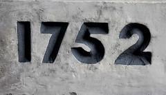 1752 (Mamluke) Tags: ireland dublin stone carved coatofarms year irland number date 18thcentury irlanda irlande ierland éire 1752 collinsbarracks mamluke アイルランド bakersguild