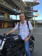 Mugello circuit. Ducati Riding Experience