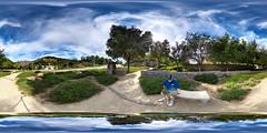 Hidden Trails, Escondido (Likon) Tags: hdr escondido hiddentrails outdoor trees mirrorball equirectangular