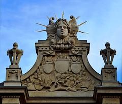 SAM_9056a_jnowak64 (jnowak64) Tags: poland polska malopolska cracow krakow krakoff architektura sztuka rzezba jesien mik