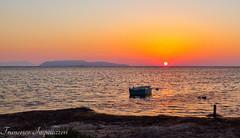 Sunset (Francesco Impellizzeri) Tags: trapani sicilia landscape sunset