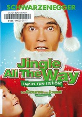 Jingle All the Way (Vernon Barford School Library) Tags: brianlevant randykornfield arnoldschwarzenegger sinbad philhartman christmas shopping christmasshopping december toy toys comedy comedies drama family families son sons fathers father children actionfigure actionfigures holiday holidays vernon barford library libraries new recent video videos film films junior high middle school covers cover videocase videocases dvd dvds dvdcase gift gifts present presents dvdcases fiction fictional movie movies motionpicture motionpictures