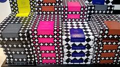 WP_20161028_13_34_44_Pro (www.ilkkajukarainen.fi) Tags: fazer candy licoricecandy fair food makeinen laku lakritsi advertising ad reklam tuote pakkaus colours ruudut ruutu polka dots ruokamessut graaffinen modern fresh cours bright vrit kirkaat pop art