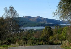 East Hill Fringe/A/Ben Gullipen/Pauline Deas/20161002 (Pauline Deas) Tags: callander trossachs scottish scotland hills landscape ben gullipen outdoors mountains