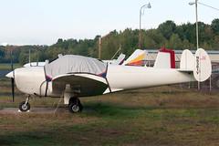 N6361V (Nick M 17) Tags: alon a2 ercoupe n6361v aopa skylark airpark 7b6 k7b6 connecticut erco forney aircoupe continental c90