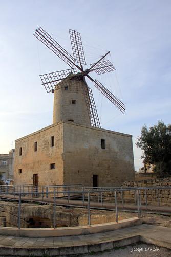 Il-mitħna tax-Xarolla, Żurrieq