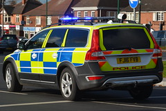 Nottinghamshire Police Brand New Volvo XC70 Armed Response Vehicle FJ16 FVB (NottsEmergency) Tags: a610 publicorder nottinghamshire nottingham notts nottinghamshirepolice police policing policeofficer policeservice policevehicle policestation policecar incident investigation vehicle van team tsg riot callout code3 shout uk britain british england enforcement support law order disorder driving drugs siren 999 lights bluelights help chaos squad surveillance officer operation cop emergency emergencyservices eastmidlands immediate patrol urgent cell lockup response rescue responder responsecar service midlands safety central centralpolicestation city constabulary constable community car county countymounty sirens responding